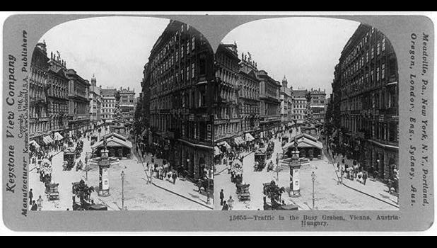 Vienna, Austria 1916.
